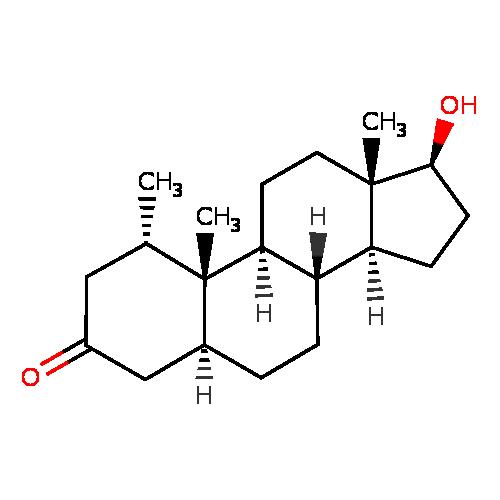 mesterolone metabolites
