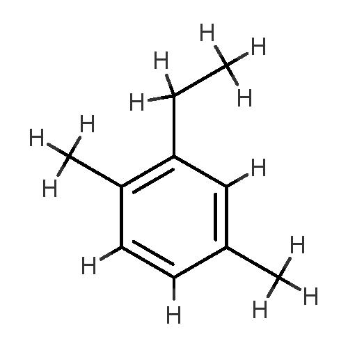 P Xylene Structure Human Metabolome Datab...
